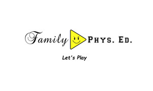 Family Physical Challenge Week 27, 2021