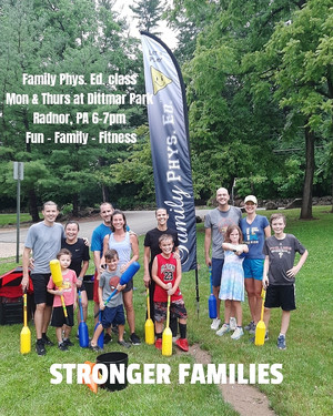 Family Physical Challenge Week 28, 2021