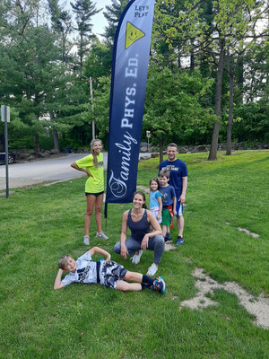 Family Physical Challenge Week 22, 2021