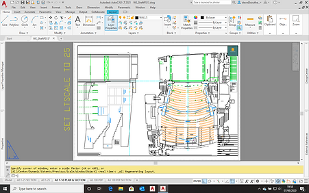 Autocad 2021 LT screenshot