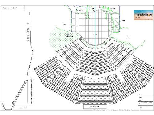 Regents Park Theatre, Regents Park