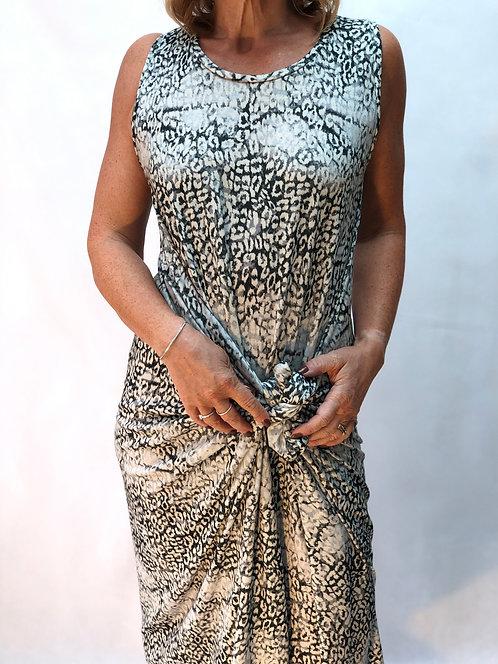 The Dress: Green Animal