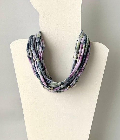 The Necklace - Lavender Smudge