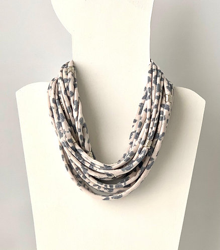 The Necklace - Camel Leopard