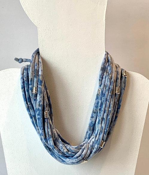 The Necklace - Blue Cloud