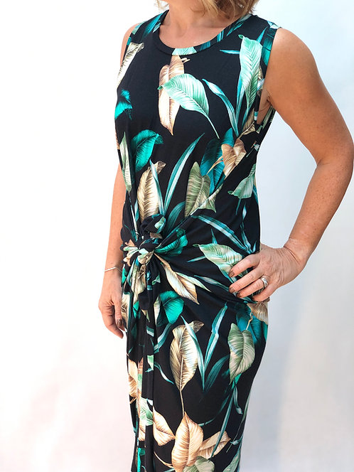 The Dress: Tropical Palm
