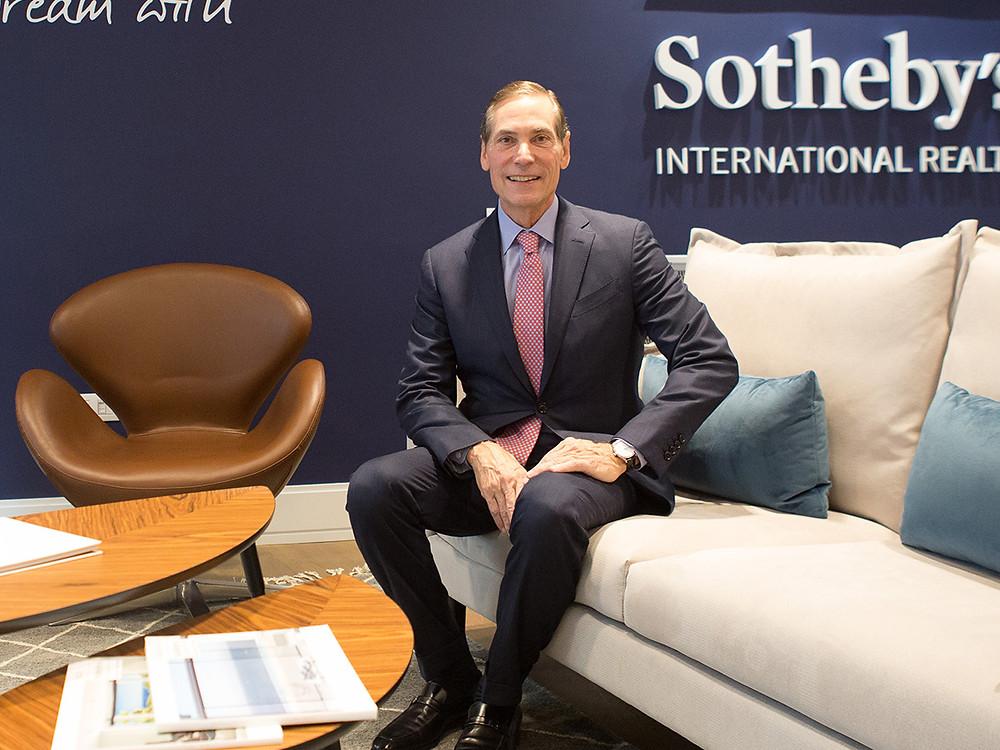 PHILIP WHITE PRESIDENTE Y CEO DE SOTHEBY'S INTERNATIONAL REALTY®