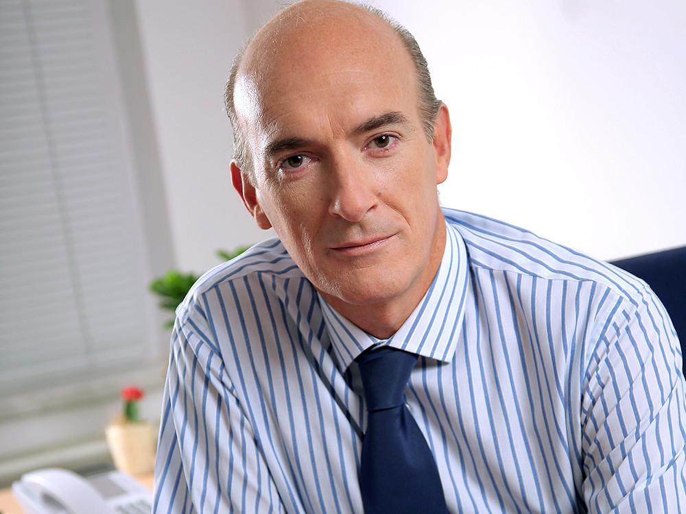 JULIO QUIROGA DIRECTOR GENERAL DEL GRUPO CLARINS ESPAÑA