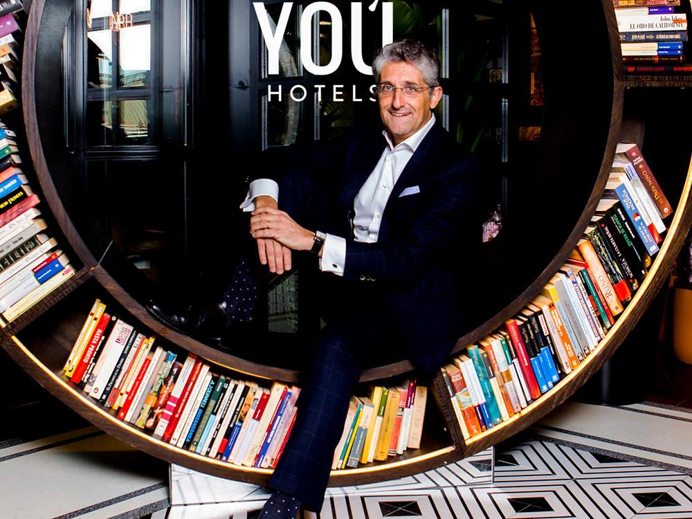 Juan Serra - CEO Only You Hotels