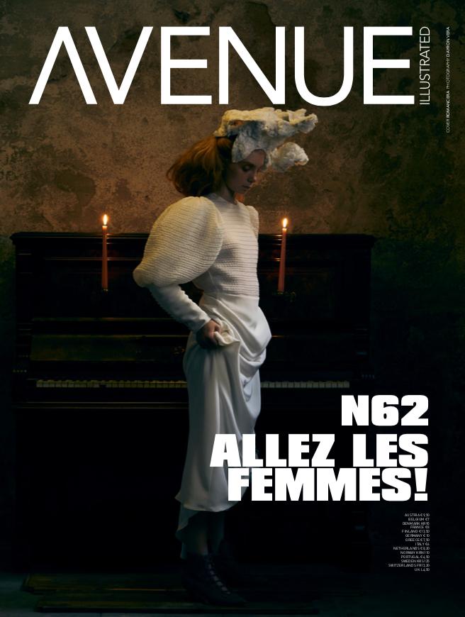 Avenue Illustrated N62 - Allez Les Femes!