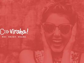 ¿Le echas de menos? ¡Hazle un vídeo con Viraha!