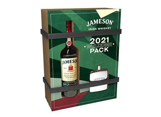 Un whisky -si es Jameson- es siempre un amigo