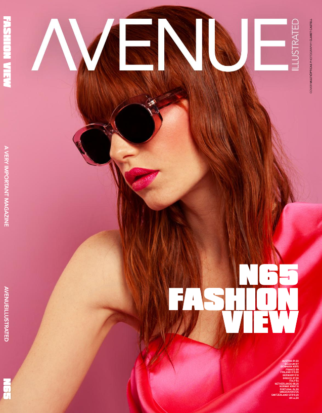 Avenue Illustrated N65 - Fashion View