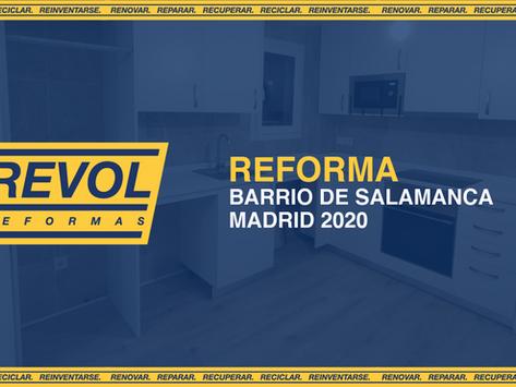 Reforma en Barrio de Salamanca