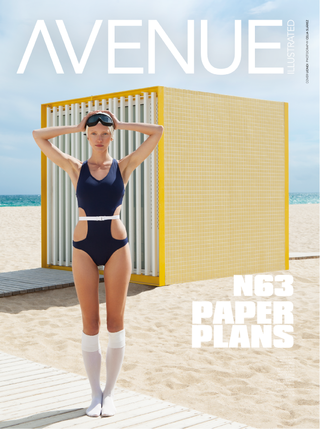 Avenue Illustrated N63 - Paper Plans