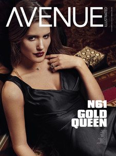Avenue Illustrated N61 - Gold Queen