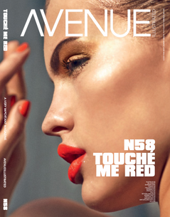 Avenue Illustrated N58 - Tocuhe Me Red