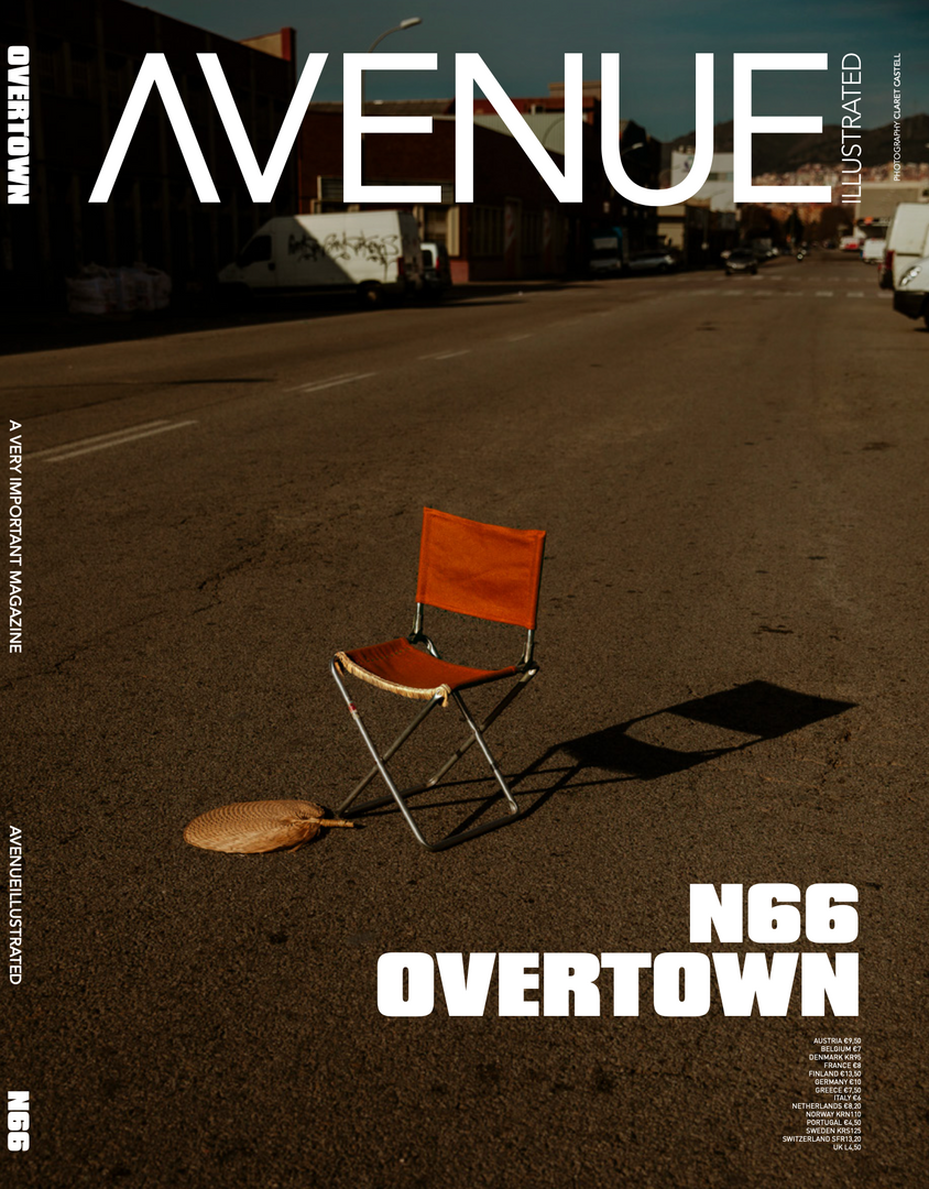 Avenue Illustrated N66 - Overtown