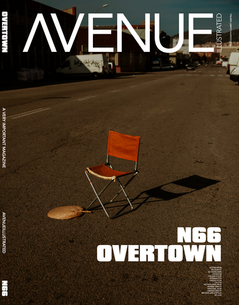 Avenue Illustrated N66 - Overtown
