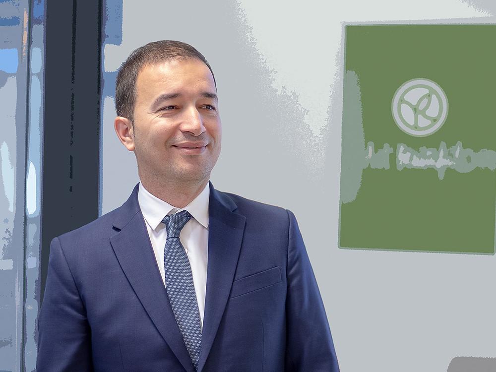 OMAR CHTAYNA - CEO YVES ROCHER