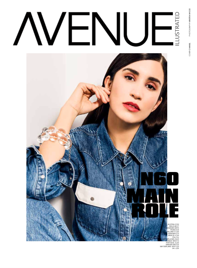 Avenue Illustrated N60 - Main Role