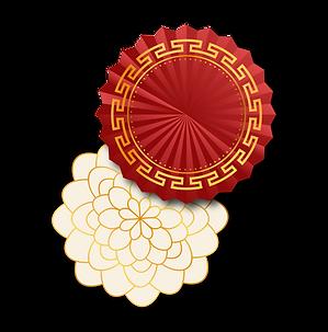 Web Saaorteo Chinese New YearMesa de tra