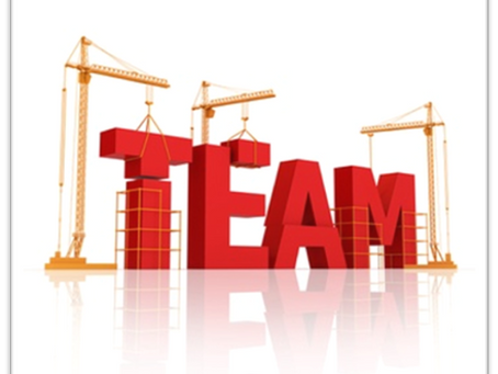 What is team building?