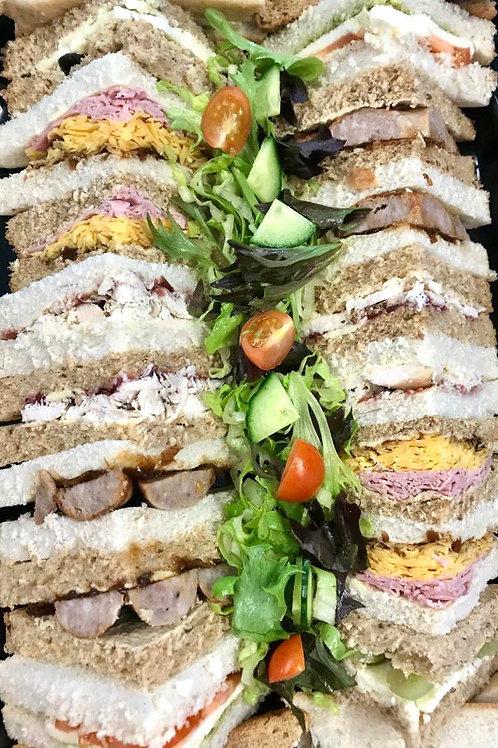 Sandwich Platter (Meat)