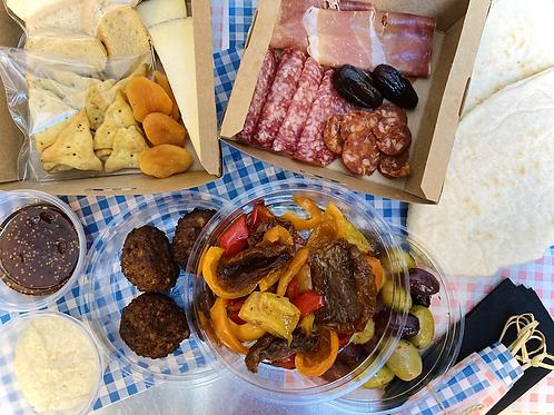 Mediterranean Graze Box