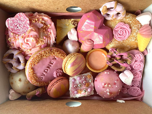 Rose Gold Treat Box