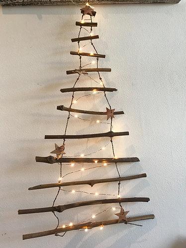 Hanging Twig Tree Light