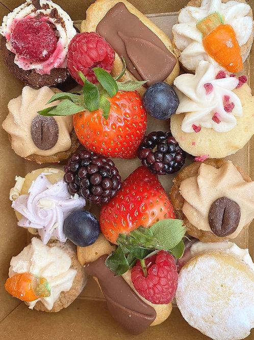BYOBox- Mini Cakes