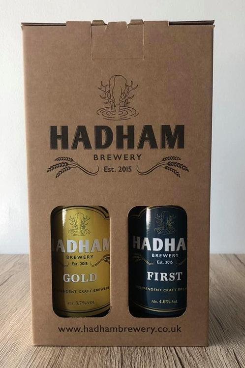 BYOBox- 4x Hadham Brewery Beers