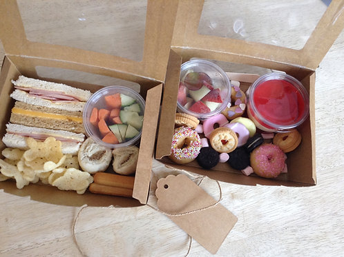 Kids Party Lunches