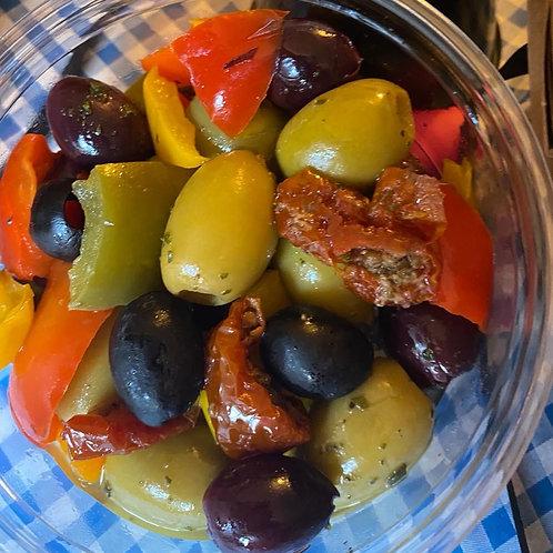BYOBox-  Marinated Olives