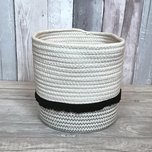 Frill Storage Basket