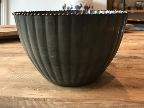 Zinc Bowl