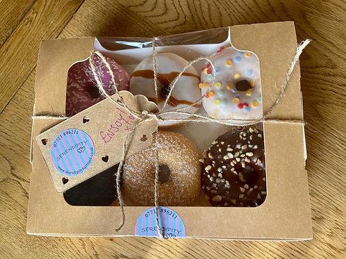 Doughnut selection