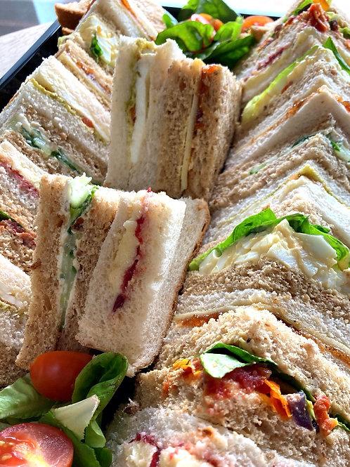 Sandwich Platter (Vegetarian)