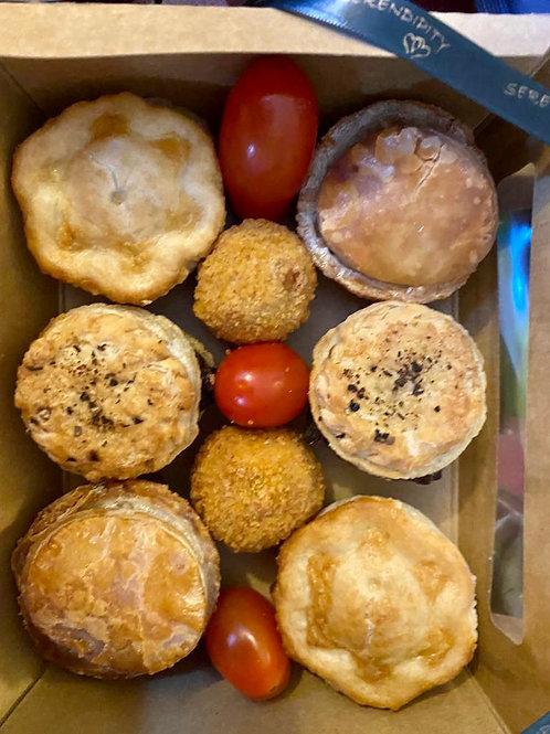 BYOBox- Mini Meaty Pies