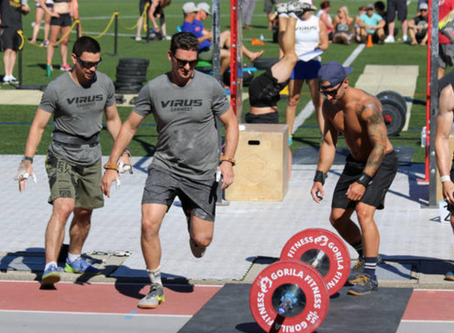 How to Fuel Performance during the CrossFit Open