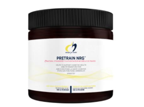 PreTrain NRG