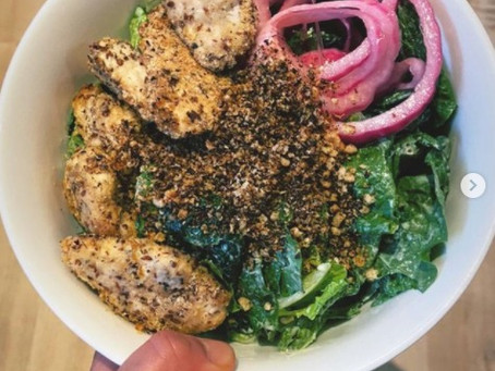 Say NO to boring salads