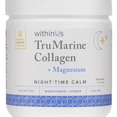 WithinUs TruMarin Collagen + Magnesium