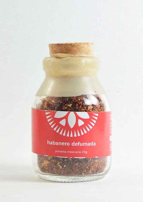 Pimenta Habanero Defumada - 25g