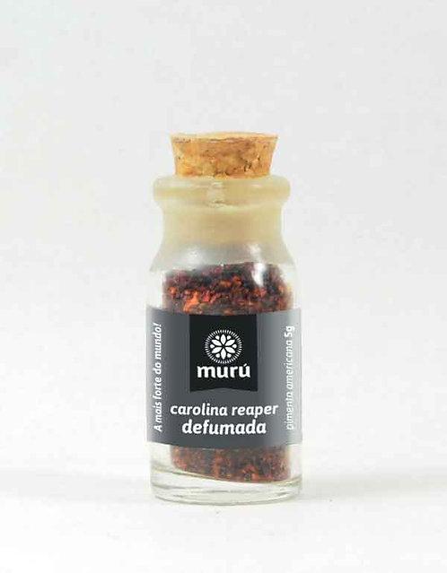 Pimenta Carolina Reaper Defumada - 5g