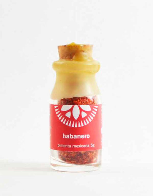 Pimenta Habanero - 5g