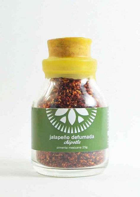 Pimenta Jalapeño Defumada (Chipotle) - 25g