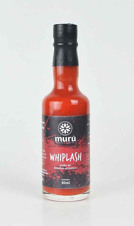 WHIPLASH - Molho de pimentas vermelhas