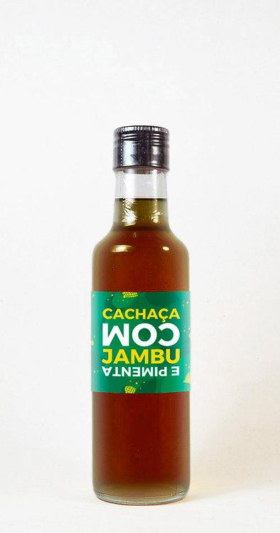 Cachaça com Jambu e Pimenta - 275 ml